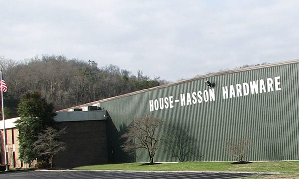 House-Hasson's location at 3125 Water Plant Road, Knoxville, TN 37914