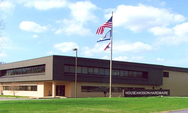 House-Hasson's location at 122 Prichard Industrial Parkway, Prichard, West Virginia 25555
